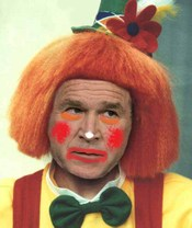Bush_clown